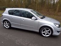 59 REG VAUXHALL ASTRA 1.8 VVT SRI PETROL MANUAL 128K 2 OWNERS IN PRISTINE CONDITION