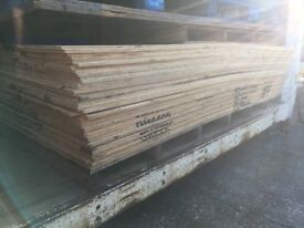 PLYWOOD SHEETS, RECLAIMED PLYWOOD, 8x4 SHEETS