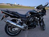 1998 Yamaha FZS600 Fazer for sale or swap for a cruiser/chopper/chop