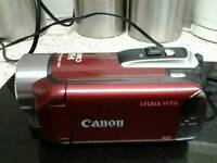 Canon Legria RF16 digital video camcorder