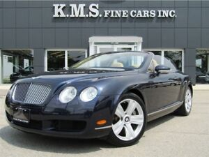 2007 Bentley Continental GT GTC CONVERTIBLE| CLEAN CARPROOF