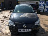 Volswagen polo 1.2 petrol manual 2008 start&drives px welcom