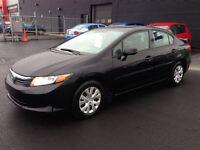 2012 Honda Civic LX A/C