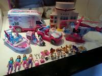 Animagic rescue hospital toy bundle
