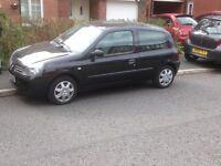 Renault Clio - long mot - 1.2 - 2007 - 85k