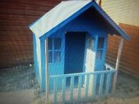 Children's summer house / play house