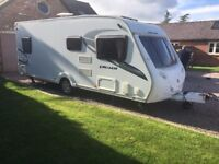 Sterling Europa (Cruach Cairngorm) 2010 with Air Con Unit-Excellent Condition & Extras