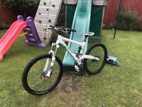 Commencal dh enduro bike fox