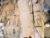 1300 Unused bricks