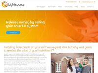 Field sales / Telesales / lead Generators With Lightsource (Buyback) Renewable Energy