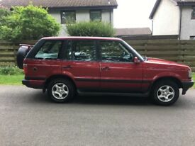 97' RANGE ROVER 4.0 SE AUTOMATIC, GREAT CONDITION.