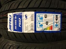 205/55/16 tyres