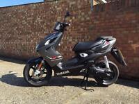 YAMAHA AEROX R NS50 New Shape 50cc moped