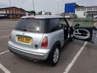 BMW Mini One - Silver VGC with MOT (no advisories)