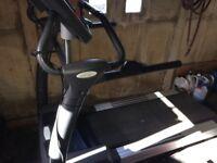 Carl Lewis full size treadmill
