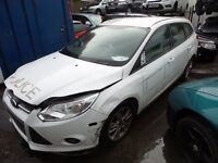 BREAKING FOR SPARES 2012 FORD FOCUS 1.6 TDCI DIESEL