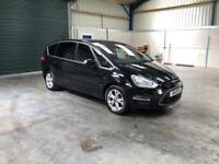 2011 Ford s-max Titanuium 2.0tdci 7str full mot fsh guaranteed cheapest in country!!!