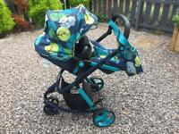 Cosatto single pram