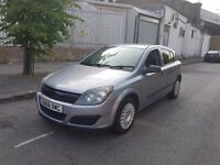 2006 VAUXHALL ASTRA LIFE 1.8 AUTOMATIC LOW MILEAGE NEW MOT NO FAULTS EXCELLENT CONDITION HPI CLEAR