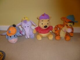 My Friends Tigger, Pooh, Eeyore and Piglet