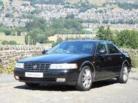 1999 CADILLAC SEVILLE STS 4.6 V8 32V RHD UK CAR AUTO
