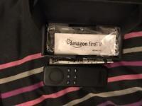 Amazon fire tv stick remote