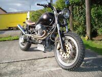 moto guzzi scrambler may px/swap bonny