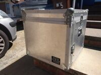 10x8 Mixer/Amp Combo Rack Case