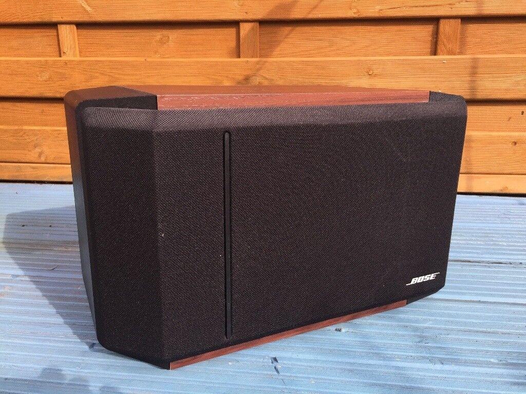 BOSE 301 Series Iv Wood Bookshelf Speakers