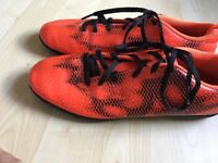 Adidas football shoes size 7