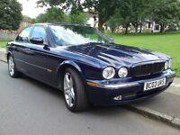 Jaguar Xj Xj8 4.2 Sport Fully Loaded Excellent Service History 1 Year Mot