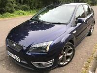 FORD FOCUS ST-3 BLUE 2007, 6 SPEED MANUAL, 225 BHP, GREAT CONDITION!!