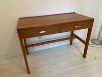 Mid 20th century wooden desk