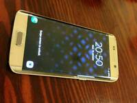 Samsung s6 edge great condition 64GB screen protected looking to swap iPhone 6s