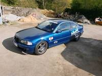 Road legal drift car 330i drift car