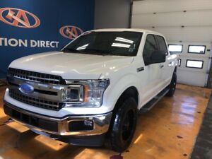 2018 Ford F-150 XLT 4X4/ SUPER CAB/ TONNEAU COVER/ POWER GROU...