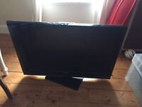 """Sony Bravia 40"""" Widescreen 1080P Full HD TV with Freeview"""