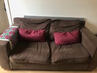 Two seater Sofa - Bed