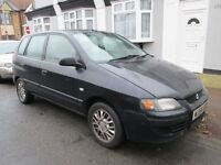 2004 MITSUBISHI SPACE STAR 1.3 PETROL MANUAL Part exchange available / Credit & Debit cards accepted
