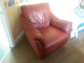 Perfect conditions Confortable Leather Armchair for 20£