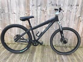 Specialized p2 jump bike will post