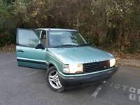 Range Rover 2.5 diesel bmw engine