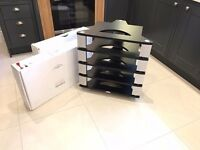 Naim FrameLite Hi-Fi Equipment rack.