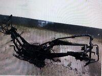 piaggio x9 125cc frame replacement part