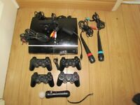 PlayStation CONSOLE & GAMES