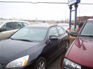 2005 Honda Accord EX-L LOADED LOCAL TRADE NICE MACHINE