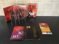 Planet of the Apes Boxed set. A bit of History. All perfect and as new.