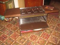 Phillips HO100 electric hostess trolley in good working order