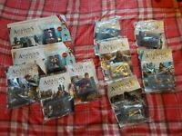 Assassins Creed Official Collection ISSUES 1-10 SEALED