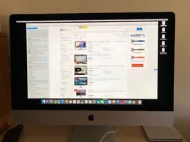 Apple iMac 27 Inch 5K - (Late 2015) | 3.2GHz | 8 GB RAM | 1TB HDD